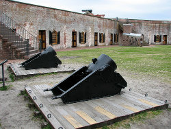 fort macon small
